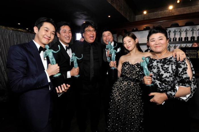 Parasite Cast SAG Awards Getty.jpg