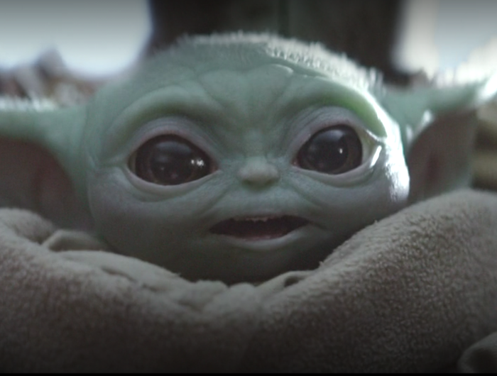 I Would Die for Baby Yoda. I'd Only Jaywalk for Baby Jabba.