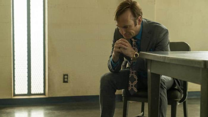 The Beginning of The End of Saul Goodman