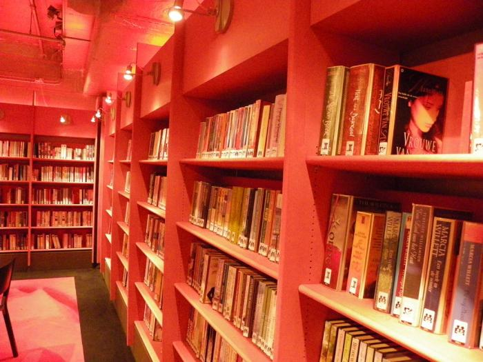 Bookshelves Romance Novels Flickr 1.jpg