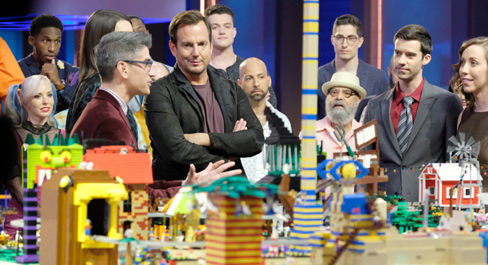 'Lego Masters' Is Family Friendly and Neat to Look At, But That's About It