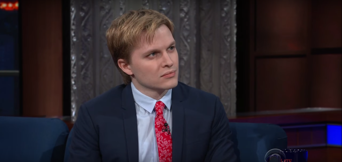 Ronan Farrow Colbert YouTube.png