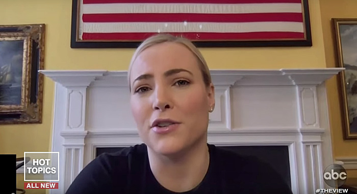Meghan McCain: Employers or the Government Should Double the Pay of Essential Workers