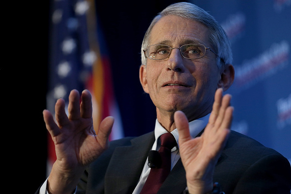 Dr. Anthony Fauci Addresses the Tipping Point on Lockdown Measures