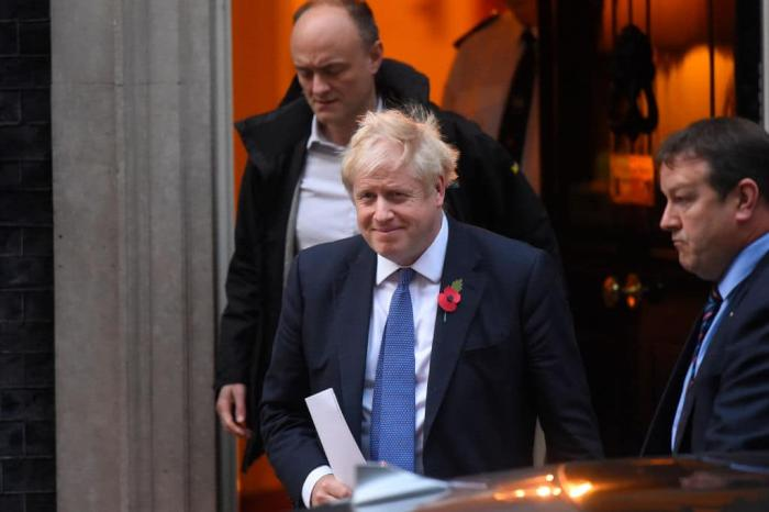 Boris Johnson Dominic Cummings Getty.jpg