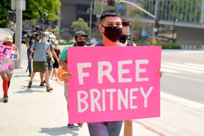 Free Britney Protest Getty.jpg