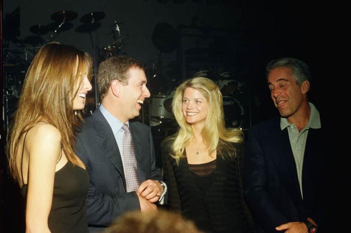 Prince Andrew Melania Epstein Getty.jpg