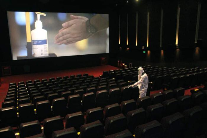 Closed Theater Coronavirus Getty.jpg