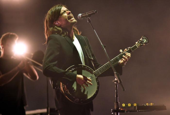 Winston Marshall Mumford and Sons Getty