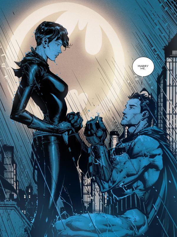 Batman propsing to Catwoman.jpg